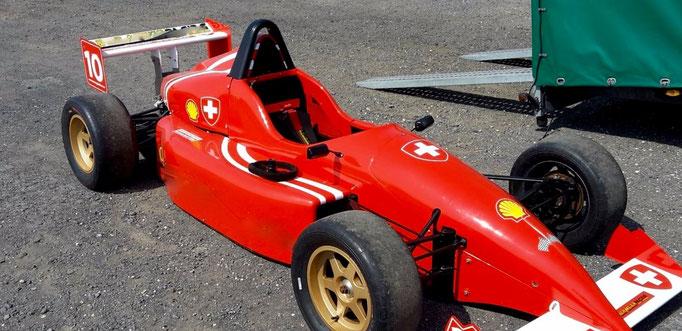 Formel selber fahren Rheinring Rennstrecke