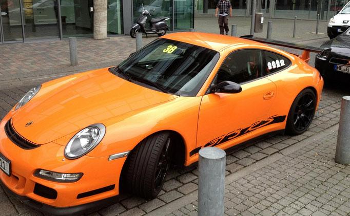 Porsche 911 GT3 mieten