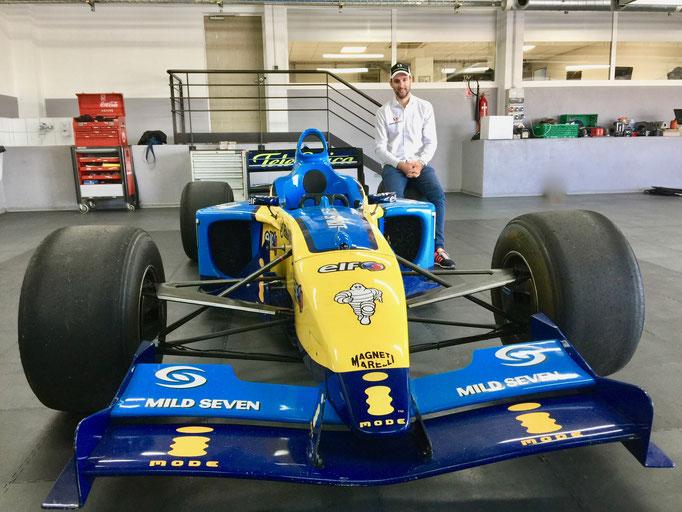 Formel 1 Sven Heidfeld