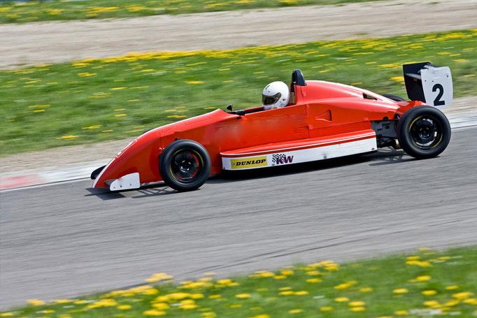 Formel Ford Rennwagen selber fahren Österreich Melk Wachauring
