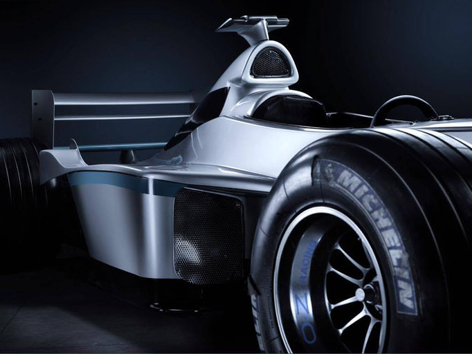 Formel 1 Auto anmieten