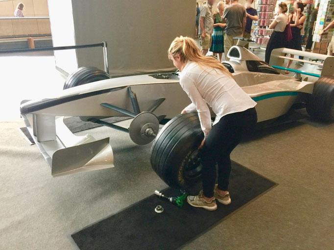 Formel 1 Replica mieten