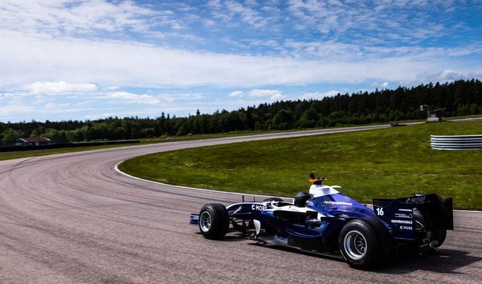 Rennauto F1 selber fahren