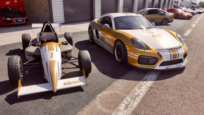 Rheinring Rennwagen Motorsport Event selber fahren