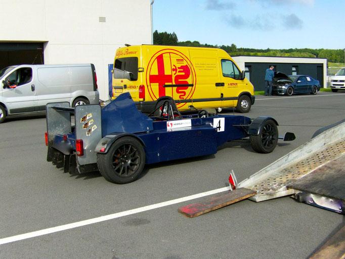 Bilster Berg Rennstrecke Formel Rennwagen selber fahren