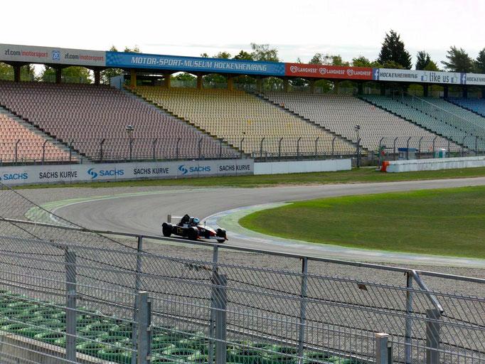 Formel 1 selber fahren Hochkenheimring