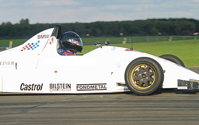 Motorsport Geschenk Gutschein