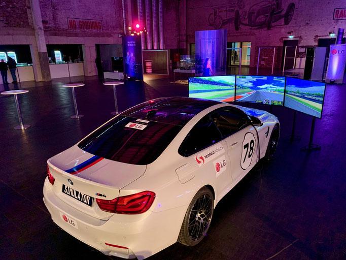 Autohaus PKW Simulator ausleihen