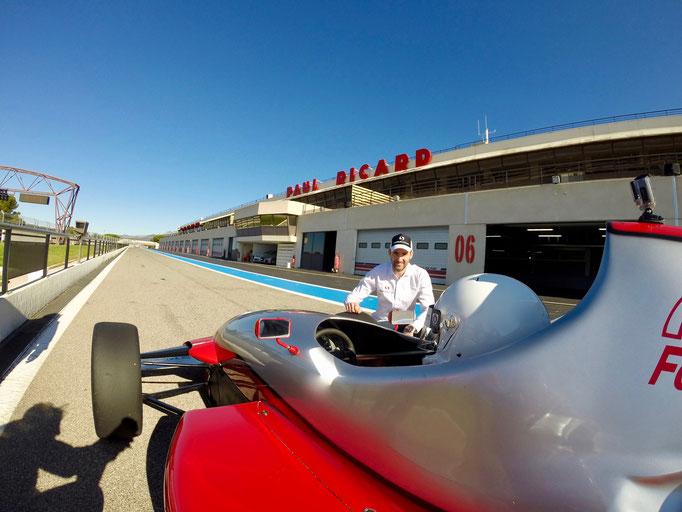 Formel Auto mieten