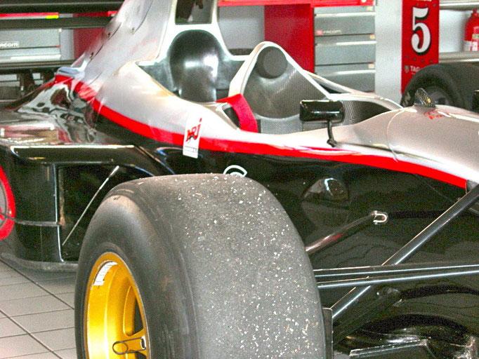 Formel 1 x2 AGS Doppelsitzer Le Luc Frankreich