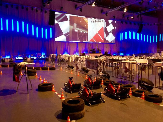 Motorsport Event für Firmen und Gruppen