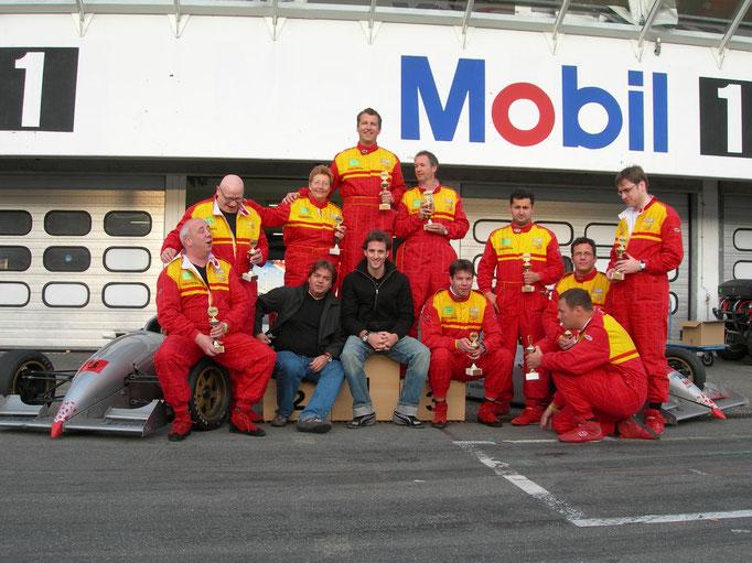 Formel fahren Firmen Event