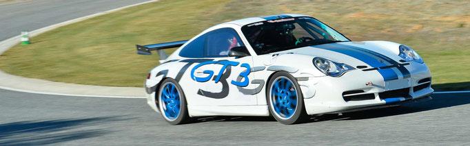 Porsche Rennwagen selber fahren Spa Francorchamps 996