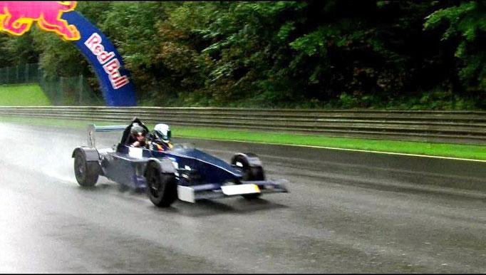 Formel selber fahren Salzburgring