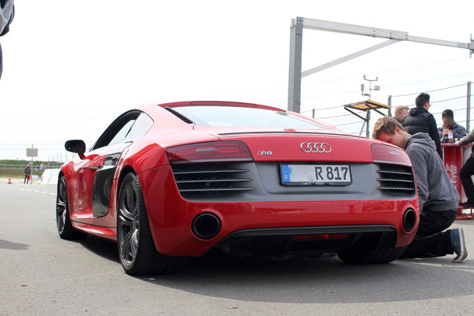 Berlin Motorsport Event Spreewaldring