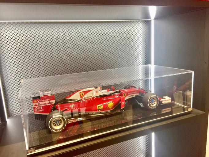 Formel 1 Dekoration