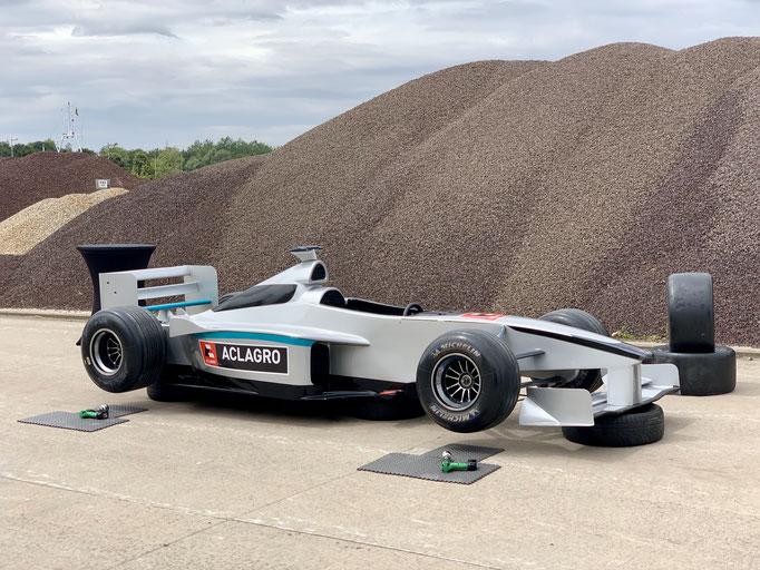 F1 Reifen Simulator