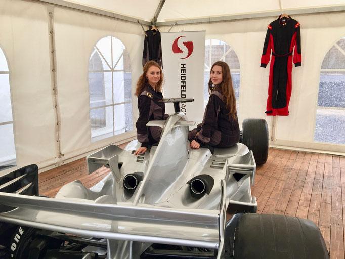 Formel 1 Auto Replica mieten
