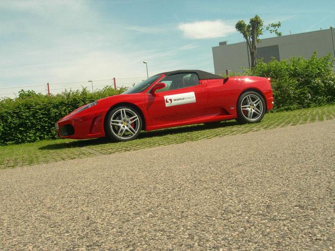 Ferrari Sportwagen mieten
