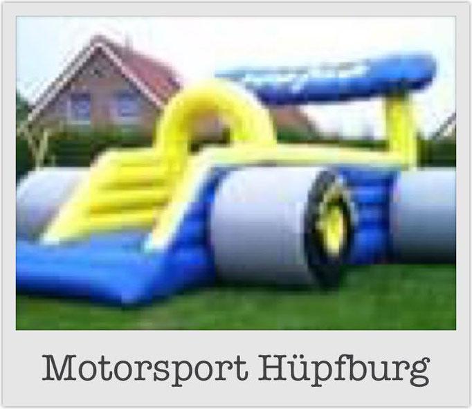 Motorsport Hüpfburg