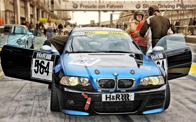 Nürburgring BMW M3
