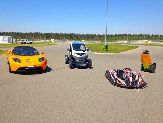 E-Mobility Event