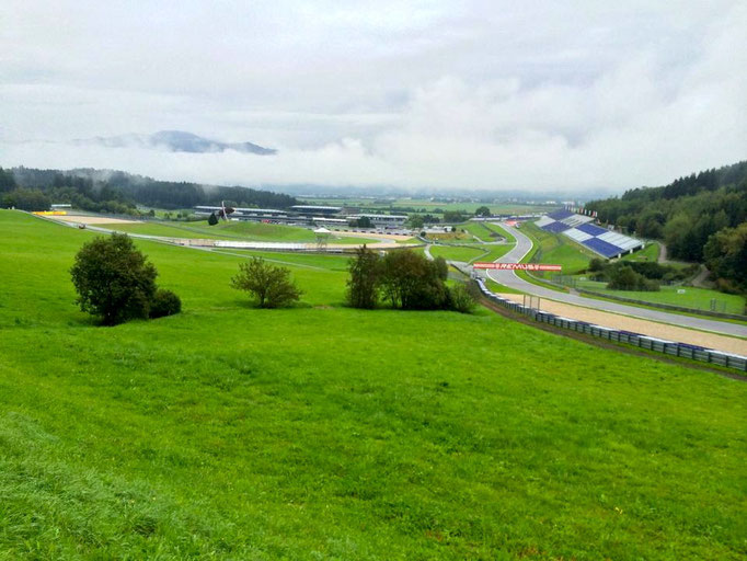 Red Bull Ring Spielberg A1 Ring Motorsport Incentves