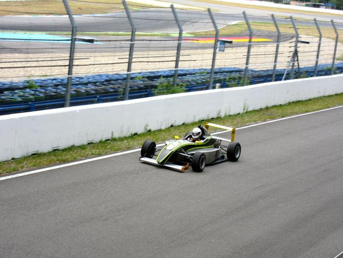 Hockenheimring Formel 1 selber fahren