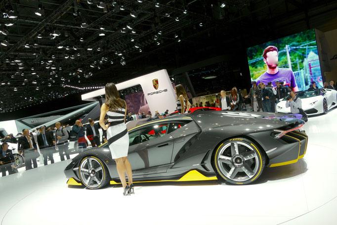 Lamborghini Berlin mieten