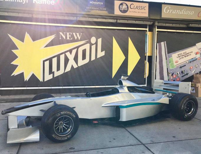 Werbung Formel 1 Imagefilm