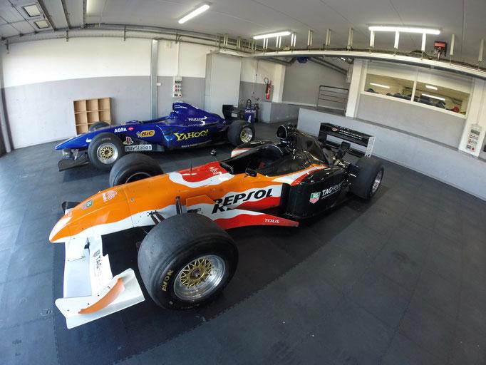 Formel 1 selber fahren, Geschenk