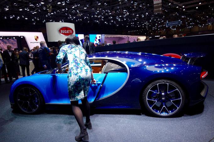 Bugatti mieten