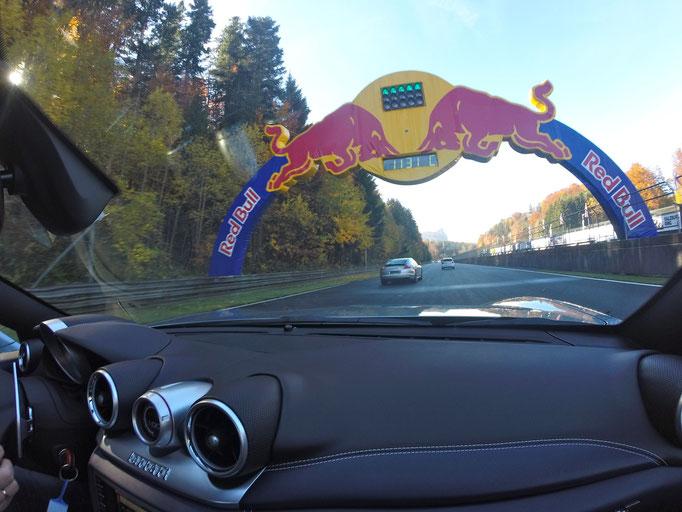 Rennwagen selber fahren Salzburgring Österreich