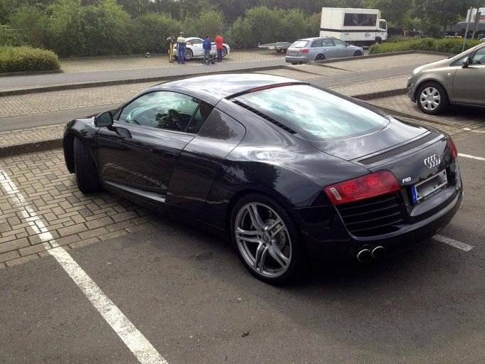 Audi R8 Vermietung Köln