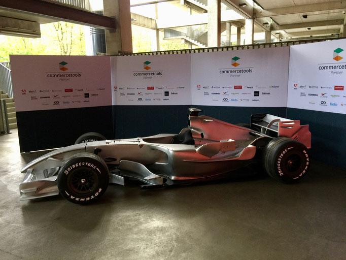 F1 Rennsimulator Frankfurt München