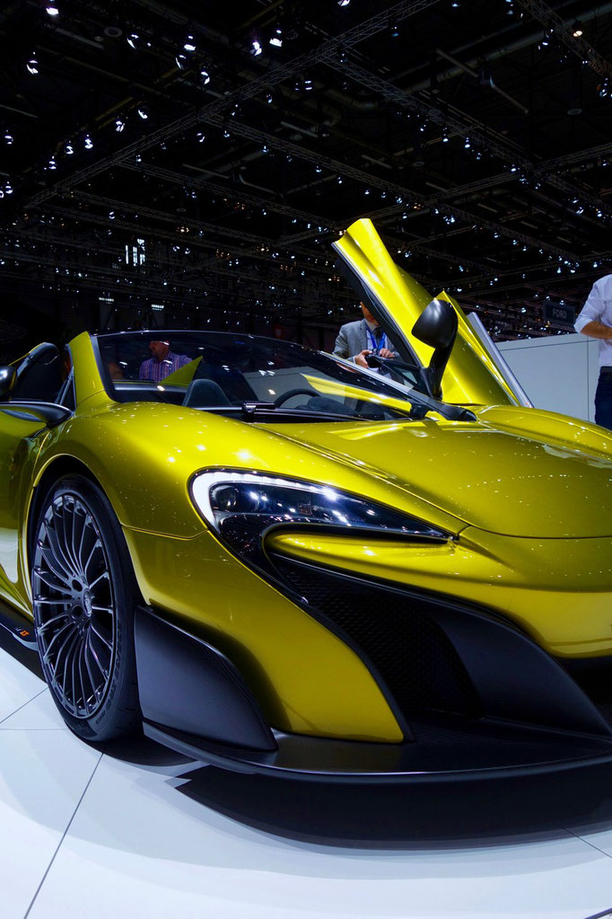 McLaren München mieten