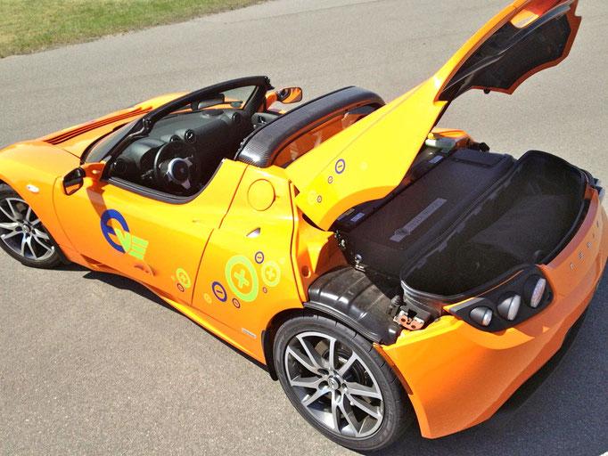 Tesla E-Mobility