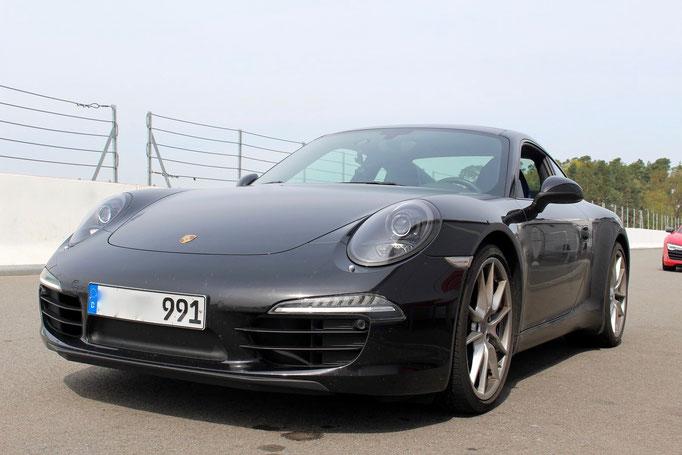 Porsche Spreewaldring