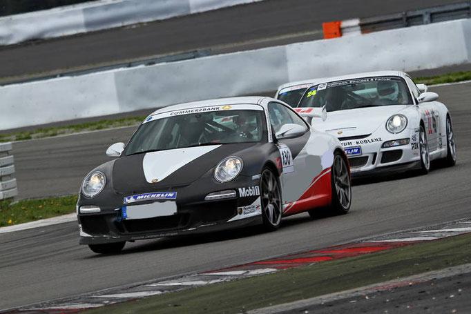 Spa Francorchamps Porsche 911