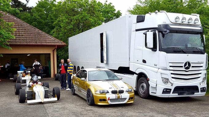Rennwagen selber fahren Dijon Prenois in Frankreich, nahe Genf, Zürich, Schweiz