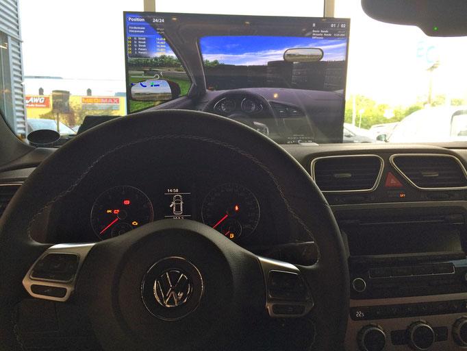 Autohaus Simulator mieten