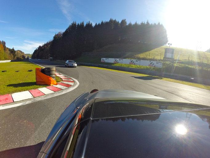 Renntaxi Motorsport Event