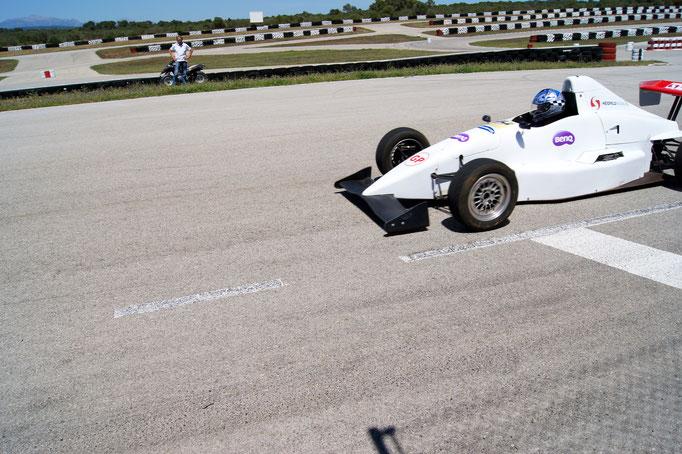 Formel selbst fahren Mallorca