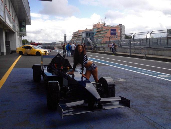 Rennstrecke Nürburgring