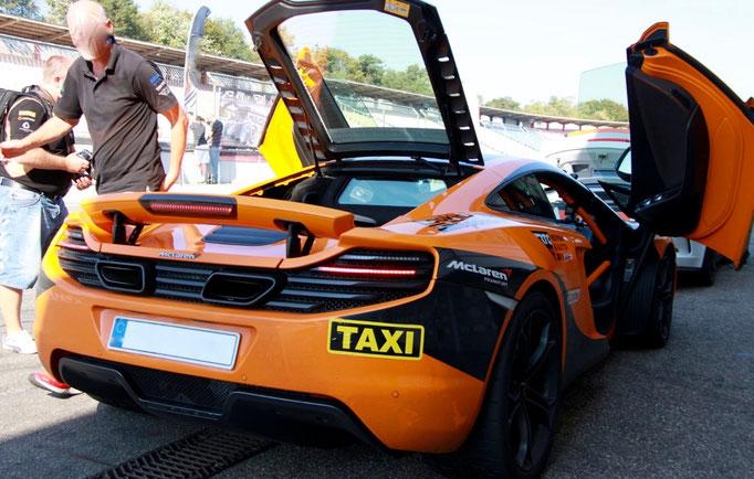 Rennwagen Motorsport Event