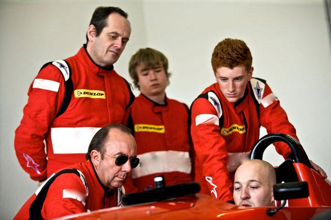 Formel Rennwagen Lehrgang selber fahren Österreich Melk Wachauring