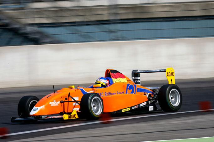 Spreewaldring F1 fahren