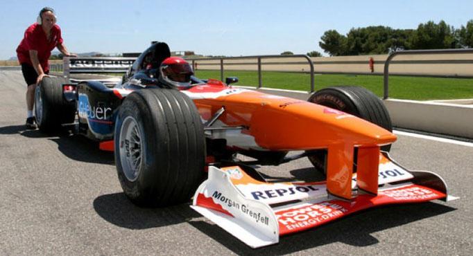 Formel 1 selber fahren, Paul Ricard Rennstrecke