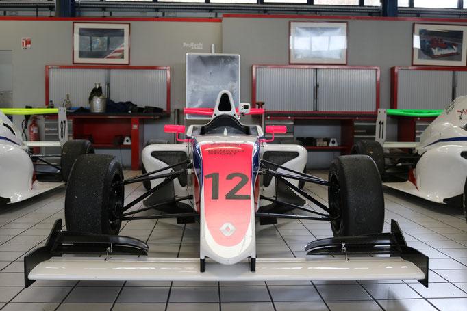 Formel 4 Auto selbst fahren
