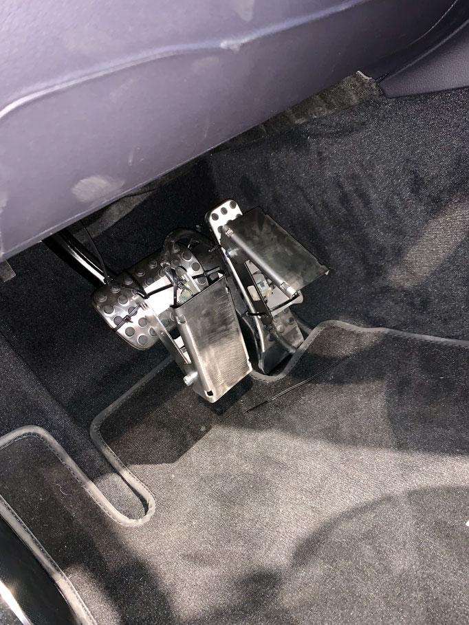 Rennsimulator Technik mieten